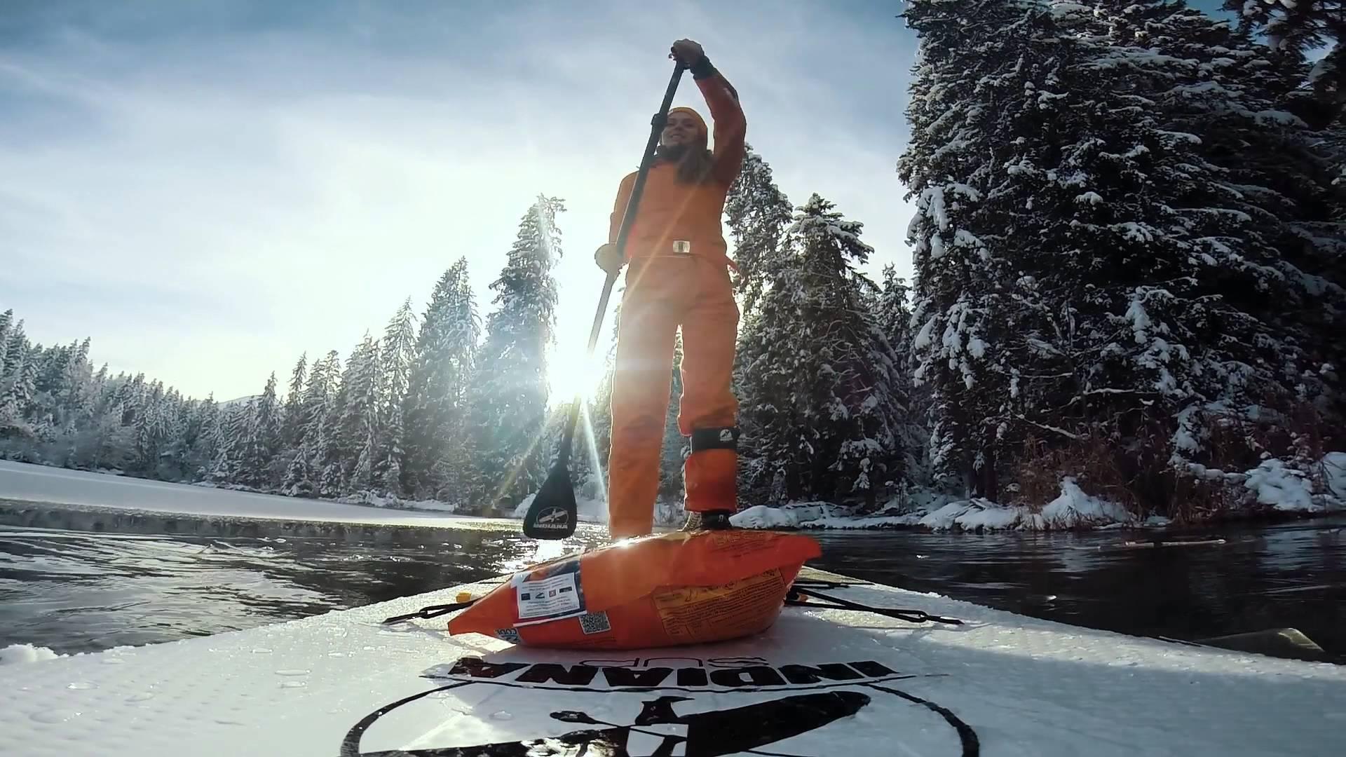 Guía Rápida para practicar Paddle Surf Invierno