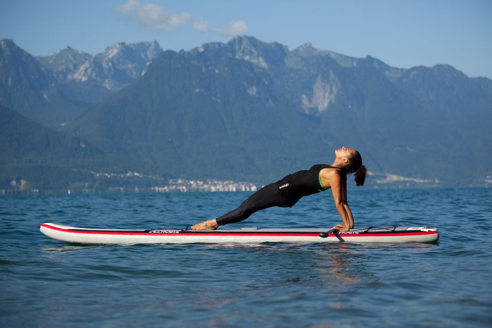 Guía rápida para practicar Paddle Surf Fitness
