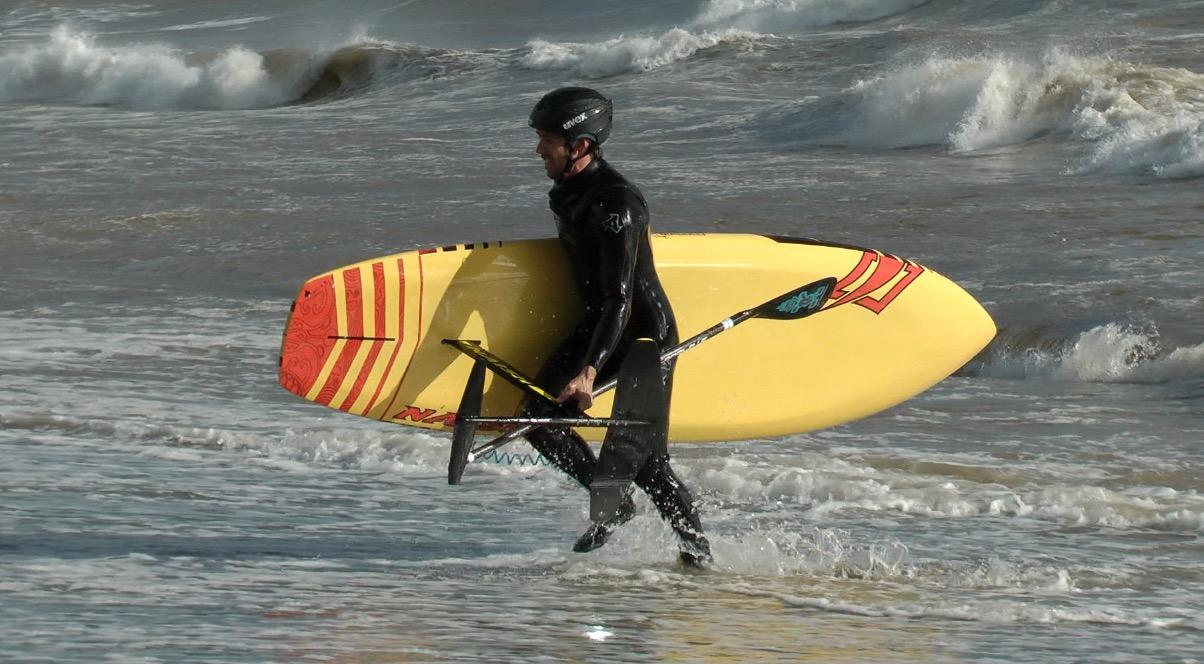 Guía rápida para practicar Paddle Surf Foil