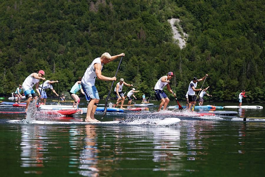 Guía rápida para practicar Paddle Surf Race