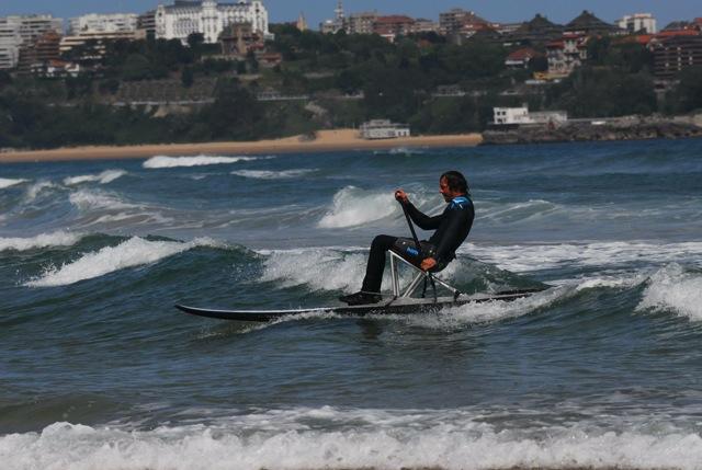 Guía rápida para practicar Paddle Surf Adaptado