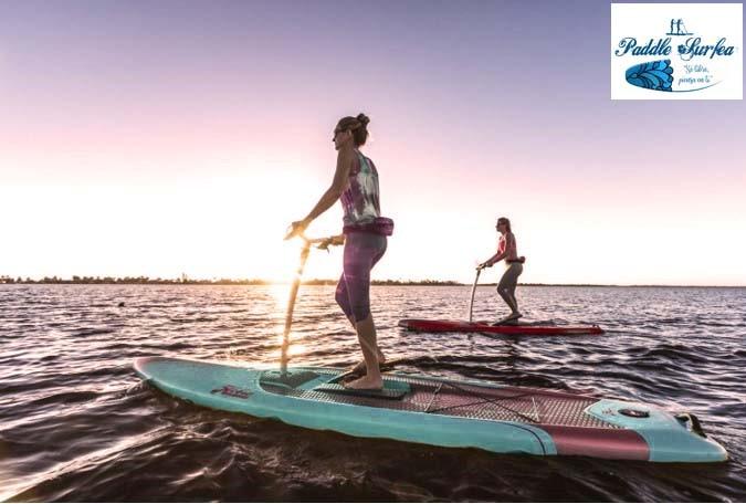 ¿Has oído hablar del Step Paddle Surf?