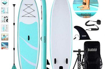 REVIEW Paddle Surfea: Tabla Paddle Surf Hinchable Triclicks Sudoo