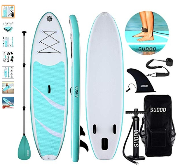 REVIEW Paddle Surfea: Tabla Paddle Surf Hinchable Triclicks Sudoo