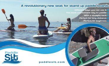 PaddleSit ¿Conoces la nueva silla para practicar Paddle Surf